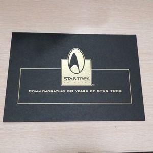 Authentic Star Trek Cache Envelope